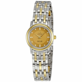 Omega 4370.16 De Ville Prestige Ladies Quartz Watch