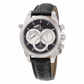 Omega 4848.40.31 De Ville Co-Axial Rattrapante Mens Chronograph Automatic Watch