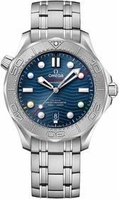 Omega 522.30.42.20.03.001 Sseamaster Mens Automatic Watch
