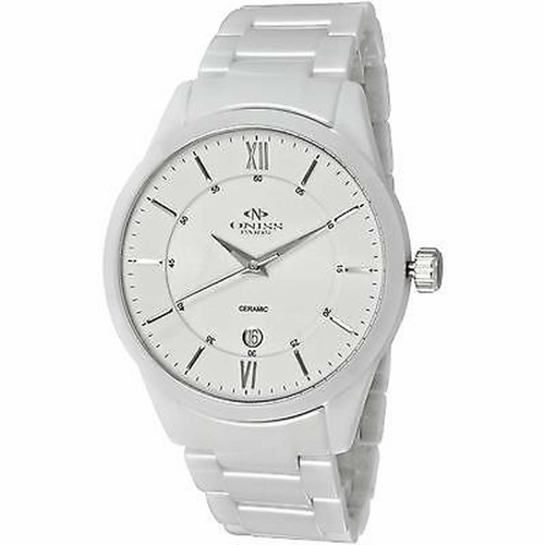 Oniss ON438-MWT Slim Mens Quartz Watch