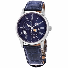 Orient FAK00005D0 Sun And Moon Version 3 Mens Automatic Watch