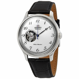 Orient RA-AG0014S10B Open Heart Mens Automatic Watch