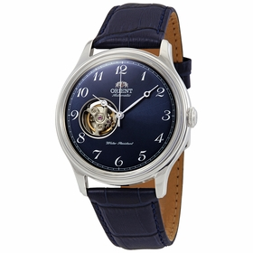 Orient RA-AG0015L10B Open Heart Mens Automatic Watch