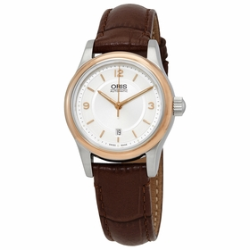 Oris 01 561 7650 4331-07 5 14 10 Classic Date Ladies Automatic Watch