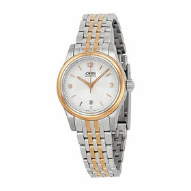 Oris 01 561 7650 4331-07 8 14 63 Classic Date Ladies Automatic Watch