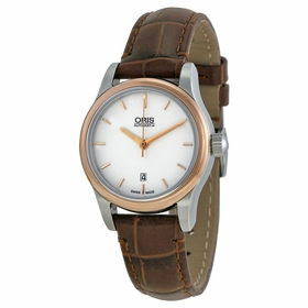 Oris 01 561 7650 4351 07 5 14 10 Classic Date Ladies Automatic Watch