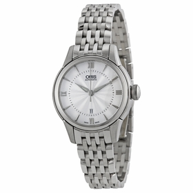 Oris 01 561 7687 4071-07 8 14 77 Artelier Date Ladies Automatic Watch