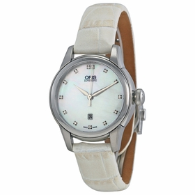 Oris 01 561 7687 4091-07 5 14 67FC Artelier Date Ladies Automatic Watch