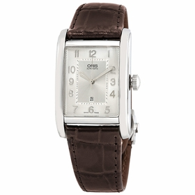 Oris 01 561 7693 4061-07 5 22 20FC Rectangular Mens Automatic Watch