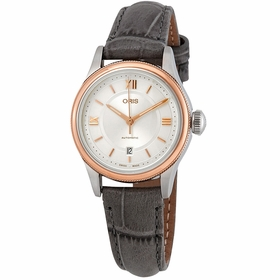 Oris 01 561 7718 4371-07 5 14 33 Classic Date Ladies Automatic Watch