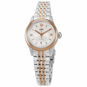 Oris 01 561 7718 4371-07 8 14 12 Classic Date Ladies Automatic Watch