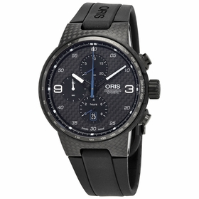 Oris 01 674 7725 8784-Set 42454FCTB Williams Valtteri Bottas Limited Edition Mens Chronograph Automatic Watch