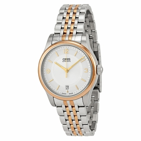 Oris 01 733 7578 4331-07 8 18 63 Classic Date Mens Automatic Watch