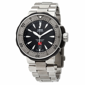 Oris 01 733 7646 7184-SET ProDiver Kittiwake Mens Automatic Watch