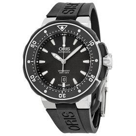 Oris 01 733 7682 7154-07 4 26 34TEB ProDiver Date Mens Automatic Watch