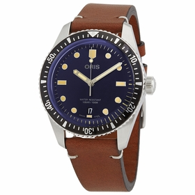 Oris 01 733 7707 4055-07 5 20 45 Divers Sixty-Five Mens Automatic Watch
