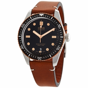 Oris 01 733 7707 4354-07 5 20 45 Divers Sixty-Five Mens Automatic Watch