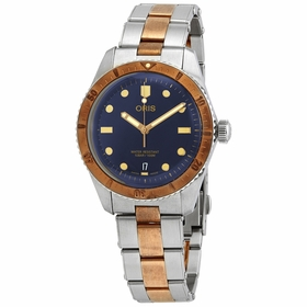 Oris 01 733 7707 4355-07 8 20 17 Divers Sixty-Five Mens Automatic Watch