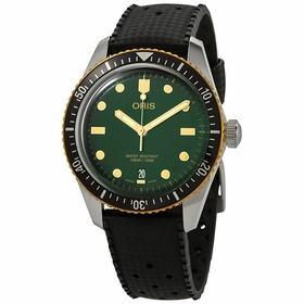 Oris 01 733 7707 4357-07 4 20 18 Divers Sixty-Five Mens Automatic Watch