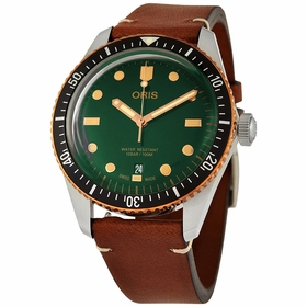 Oris 01 733 7707 4357-07 5 20 45 Divers Sixty-Five Mens Automatic Watch