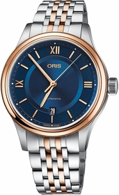 Oris 01 733 7719 4375-07 8 20 12 Classic Date Mens Automatic Watch