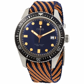 Oris 01 733 7720 4035-07 5 21 13 Divers Sixty-Five Mens Automatic Watch