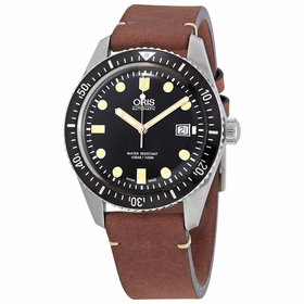 Oris 01 733 7720 4054-07 5 21 45 Divers Sixty-Five Mens Automatic Watch