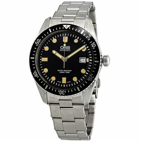Oris 01 733 7720 4054-07 8 21 18 Divers Sixty-Five Mens Automatic Watch