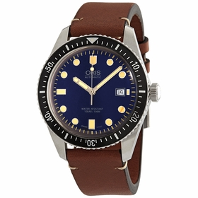 Oris 01 733 7720 4055-07 5 21 45 Divers Sixty-Five Mens Automatic Watch