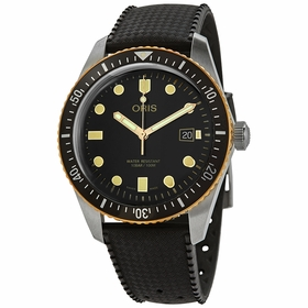 Oris 01 733 7720 4354-07 4 21 18 Divers Sixty-Five Mens Automatic Watch