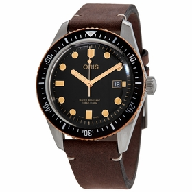 Oris 01 733 7720 4354-07 5 21 44 Divers Sixty-Five Mens Automatic Watch