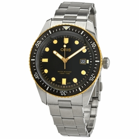 Oris 01 733 7720 4354-07 8 21 18 Divers Sixty-Five Mens Automatic Watch