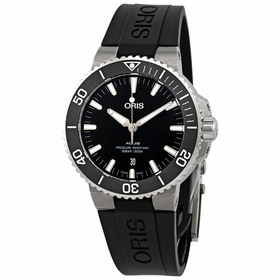 Oris 01 733 7730 4124-07 4 24 64EB Aquis Mens Automatic Watch