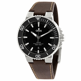 Oris 01 733 7730 4124-07 5 24 10EB Aquis Date Mens Automatic Watch