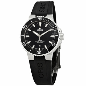 Oris 01 733 7730 4134-07 4 24 64EB Aquis Mens Automatic Watch