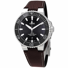 Oris 01 733 7730 4134-07 5 24 10EB Aquis Date Mens Automatic Watch
