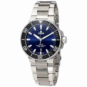 Oris 01 733 7730 4135-07 8 24 05PEB Aquis Mens Automatic Watch