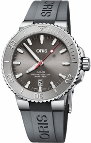Oris 01 733 7730 4153-07 4 24 63EB Aquis Mens Automatic Watch