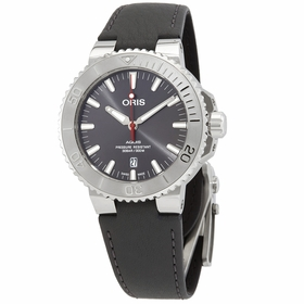 Oris 01 733 7730 4153-07 5 24 11EB Aquis Mens Automatic Watch