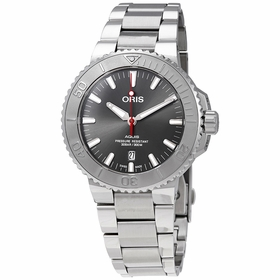 Oris 01 733 7730 4153-07 8 24 05PEB Aquis Mens Automatic Watch