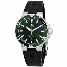 Oris 01 733 7730 4157-07 4 24 64EB Aquis Date Mens Automatic Watch