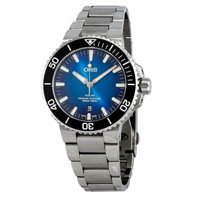 Oris 01 733 7730 4185-Set MB Aquis Mens Automatic Watch