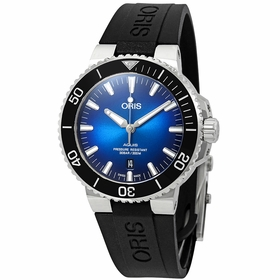 Oris 01 733 7730 4185-Set RS Aquis Mens Automatic Watch