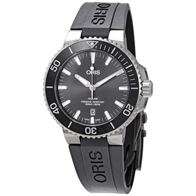 Oris 01 733 7730 7153-07 4 24 63TEB Aquis Date Mens Automatic Watch
