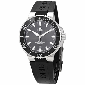 Oris 01 733 7730 7153-07 4 24 64TEB Aquis Date Mens Automatic Watch