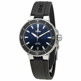Oris 01 733 7731 4135-07 4 18 64FC Aquis Ladies Automatic Watch