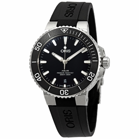 Oris 01 733 7732 4124-07 4 21 64FC Aquis Mens Automatic Watch