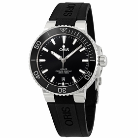 Oris 01 733 7732 4134-07 4 21 64FC Aquis Mens Automatic Watch