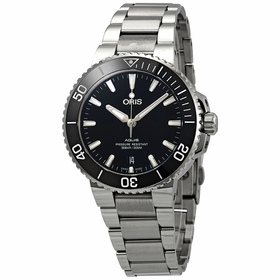 Oris 01 733 7732 4134-07 8 21 05PEB Aquis Mens Automatic Watch