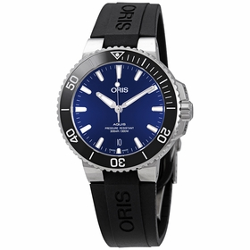 Oris 01 733 7732 4135-07 4 21 64FC Aquis Mens Automatic Watch